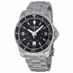 Victorinox Swiss Army Mav. Stainless Steel Watch